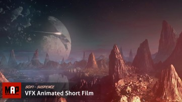 CGI VFX Animated Short Film ** ATMOSPHERE ** Award Winning Animation by NAD - UQAC Team