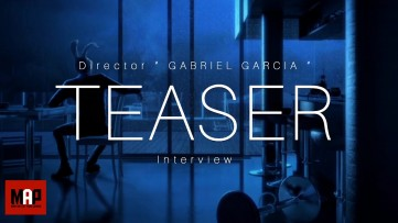 TEASER | Director Gabriel Garcia On CGI Animated Short Film ** ED ** Animated Movie
