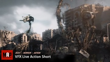 VFX CGI Short Sci-Fi Film ** DAWN OF THE..STUFF ** Incredible Live Action Trailer by Alf Lovvold