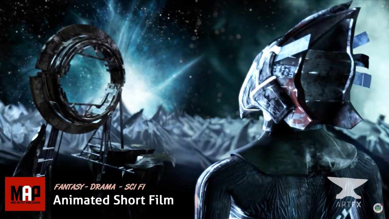 Stunning Sci-Fi CGI 3D Animated Short flim ** BROKEN ** Fantasy Drama vfx movie by ArtFX Team