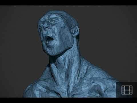ZBrush Tutorial - Decimating Your Mesh in ZBrush
